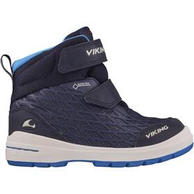 Viking Footwear Hero GTX Kengät Lapset, navy/blue